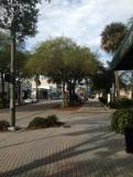 Canal St, historic New Smyrna Beach