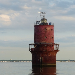 Thimble Shoal Light