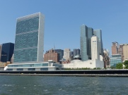 United Nations Building, NYC